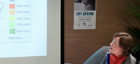 Left Behind – Brussels Conference: Jana Hainsworth